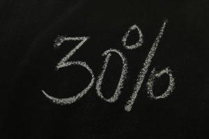 SALDI AL 30%