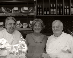 i proprietari di Cusina e Butega - foto about us dal sito